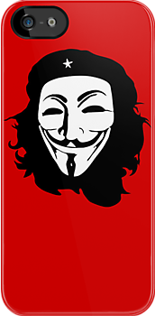 Anonymous Che Guevara by Thomas Jarry