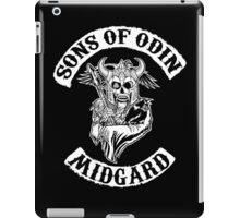 Sons Of Odin - Midgard Chapter iPad Case/Skin