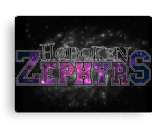 Hoboken Zephyrs Canvas Print