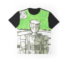 Spaceman Jim Graphic T-Shirt