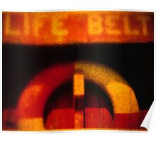 Life Belt Poster