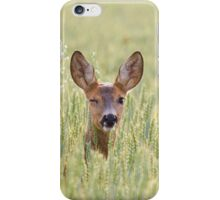 Winking deer [iPhone/iPod case] iPhone Case/Skin