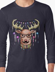 Deer Christmas & New Year Long Sleeve T-Shirt