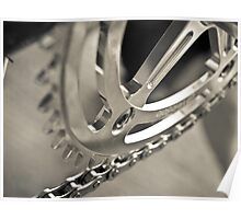 Chainring Poster