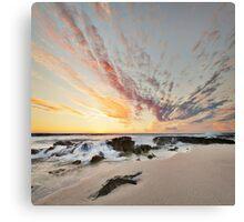Hammersley Beach Canvas Print