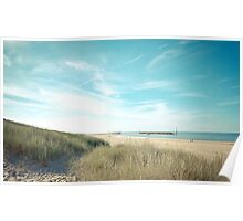Sea Palling Beach, Norfolk Poster