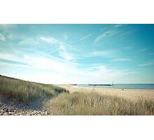 Sea Palling Beach, Norfolk Photographic Print