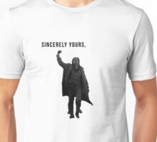 Breakfast Club Sincerely Yours Unisex T-Shirt