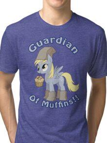 Derpy: Guardian of Muffins! Tri-blend T-Shirt