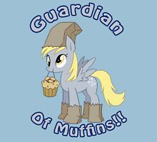 Derpy: Guardian of Muffins! Unisex T-Shirt