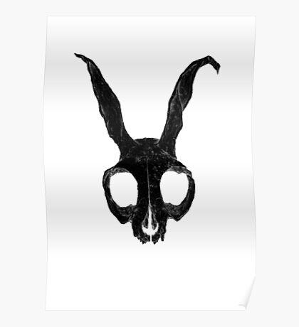 Frank Skull, Inverted Version Poster