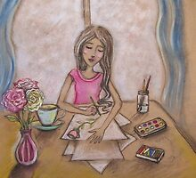 and she drew... by Thea T