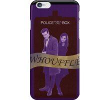 WHOUFFLE iPhone Case/Skin