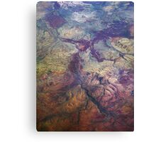 WA North West From the Air 2 Canvas Print