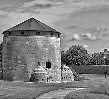 Martello Tower by Eunice Gibb