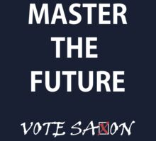 Vote saxon Master the future by Tusny