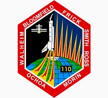 STS-110 Mission Logo Unisex T-Shirt