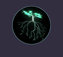 Digital Tree Unisex T-Shirt