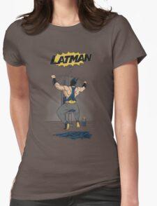 LATMAN Womens Fitted T-Shirt
