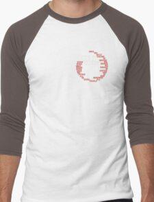 Once We Were Kings – Circle Men's Baseball ¾ T-Shirt