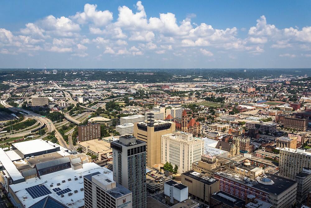 Cincinnati by Sean Balanger