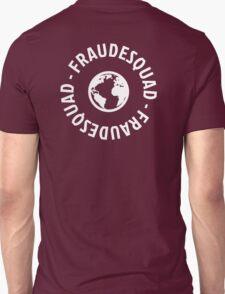 AROUND THE WORLD BACKPIECE WHITE - FS DESIGNS T-Shirt