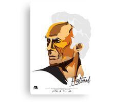 Eastwood Canvas Print