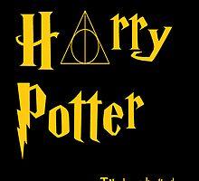 Harry Potter by AlexBachiu