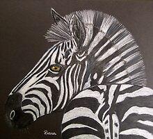 Zebra by Riana222