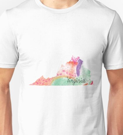 Virginia 2 Unisex T-Shirt