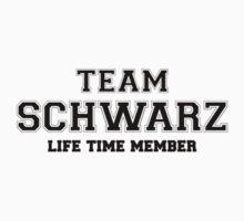 Team SCHWARZ, life time member Kids Clothes