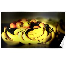 Still Life_Southern Exposure on Fruit Poster