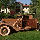 1931 Auburn Cabriolet by TeeMack