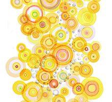 Sunlight Ripples by Regina Valluzzi