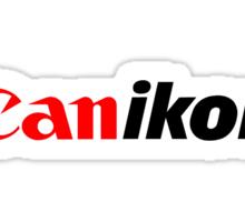 Canikon WHT Sticker