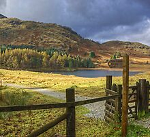 Gateway To Blea Tarn by VoluntaryRanger