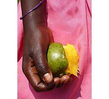 African Child (Uganda) Photographic Print