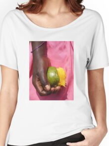 African Child (Uganda) Women's Relaxed Fit T-Shirt