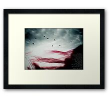 mysteries uncovered Framed Print