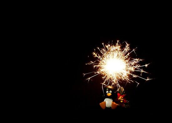 Sparkles by AnnDixon