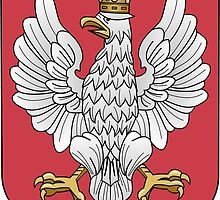 Coat of Arms of the Second Polish Republic, 1919-1927 by abbeyz71