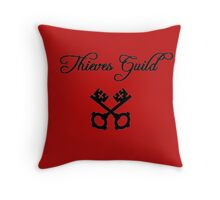 Skyrim-Thieves Guild Throw Pillow
