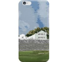 School on a Hill iPhone Case/Skin