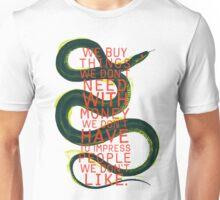 FALSE BEHAVIOUR Unisex T-Shirt