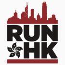 RUN HONG KONG 香港 (Dark Version) by bammydfbb