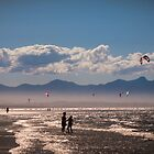 Beach at Nelson by Yukondick