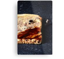Marmite and toast Metal Print