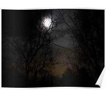 Eerie Night Poster