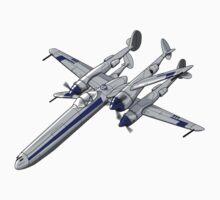 X Plane by Bill Cournoyer