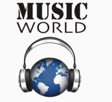 MUSIC WORLD by yosi cupano